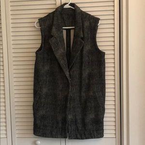 Lululemon fleece lined vest